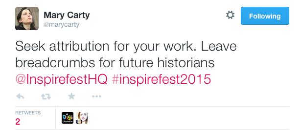 Diversity in STEM #inspireFest2015