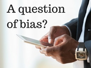 Bias in search engine results